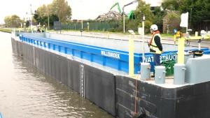 De Vlaamse Waterweg vaartuig Willebroek