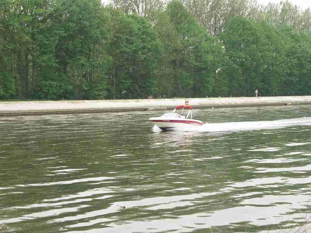 De Vlaamse Waterweg Albertkanaal Snelvaart